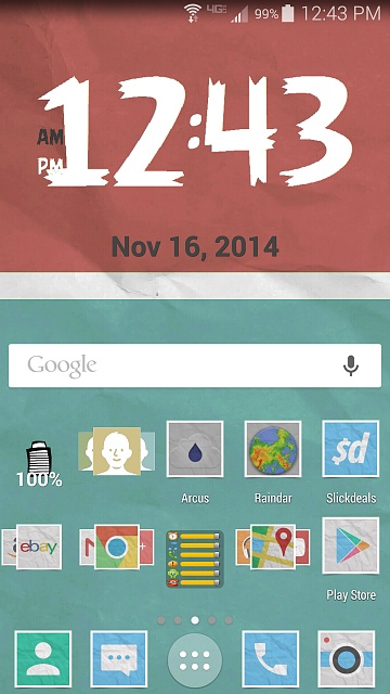 Note 4 Screenshots!  Show use those awesome home screens & more!-uploadfromtaptalk1416159893246.jpg
