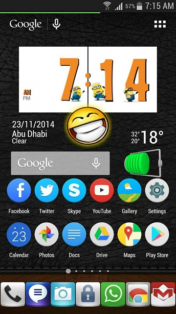 Note 4 Screenshots!  Show use those awesome home screens & more!-uploadfromtaptalk1416712709737.jpg