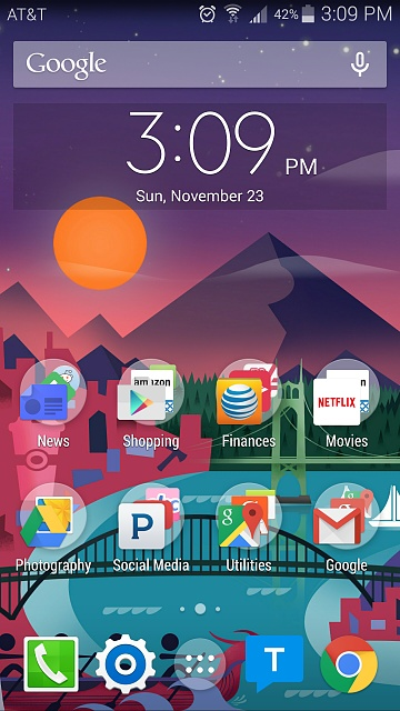 Note 4 Screenshots!  Show use those awesome home screens & more!-uploadfromtaptalk1416802394313.jpg