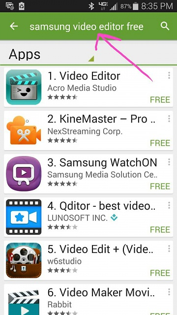 Galaxy Note 4: Which video editor can save in HD? - Android Forums