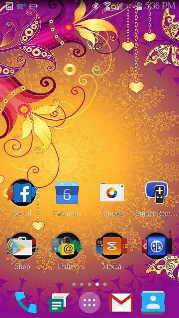 Note 4 Screenshots!  Show use those awesome home screens & more!-uploadfromtaptalk1417909486542.jpg
