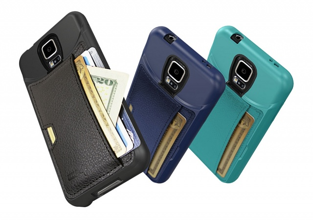 Is there a wallet case, rear card storage only, that does not cover screen ever?-cm4_s5a.jpg