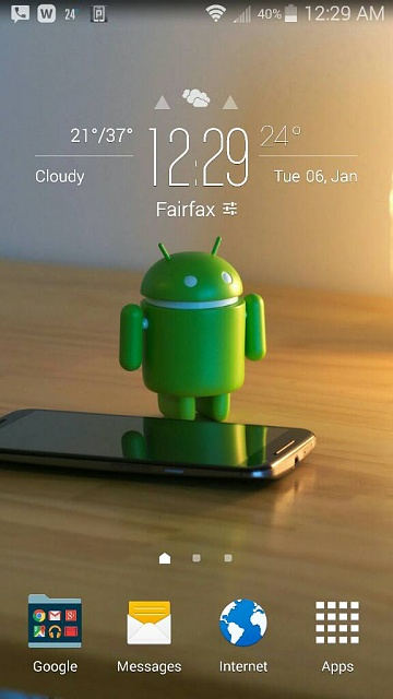 Note 4 Screenshots!  Show use those awesome home screens & more!-1420524203614.jpg