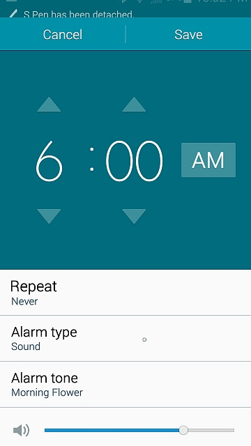 Anyone know how to fix this alarm clock issue?-screenshot_2015-01-06-22-32-54.jpg