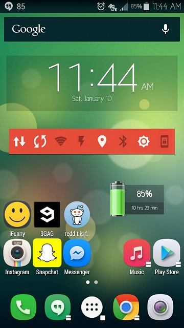 Note 4 Screenshots!  Show use those awesome home screens & more!-1420919140871.jpg