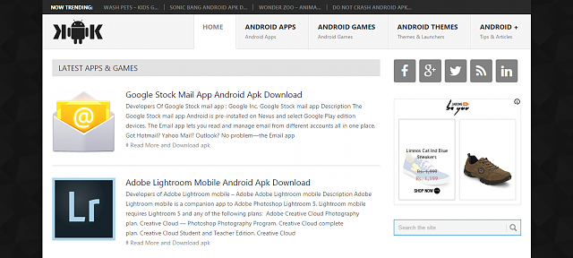 Stock mail app doubles content when sending-apkkart-android-app-downloading-website.png