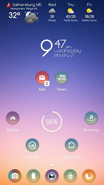 Note 4 Screenshots!  Show use those awesome home screens & more!-1421894915443.jpg