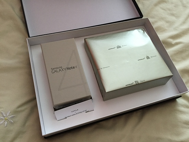 Galaxy Note 4 Mont Blanc Promotion, What I received-photo-03-02-2015-10-46-41.jpg