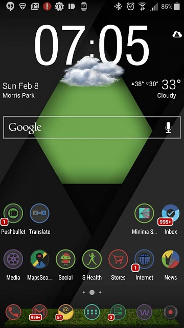 Note 4 Screenshots!  Show use those awesome home screens & more!-1423397257481.jpg