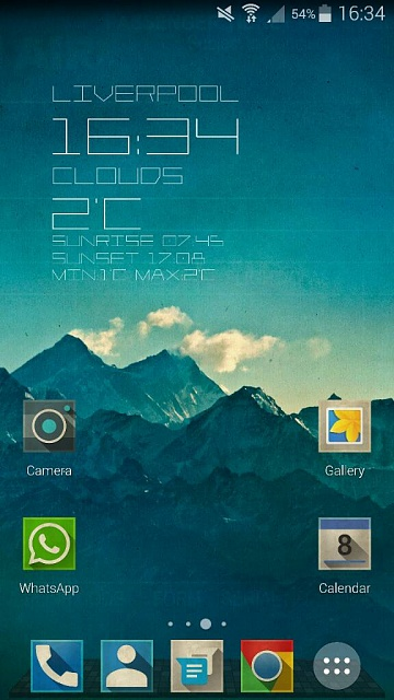 Note 4 Screenshots!  Show use those awesome home screens & more!-1423413327373.jpg