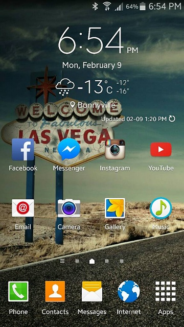 Note 4 Screenshots!  Show use those awesome home screens & more!-1423533463341.jpg