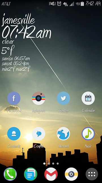Note 4 Screenshots!  Show use those awesome home screens & more!-uploadfromtaptalk1423748692341.jpg