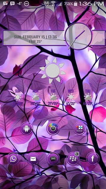 Note 4 Screenshots!  Show use those awesome home screens & more!-uploadfromtaptalk1424025840416.jpg