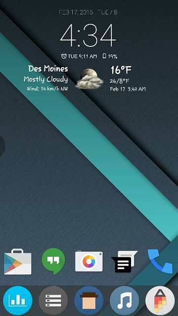 Note 4 Screenshots!  Show use those awesome home screens & more!-1424169562064.jpg