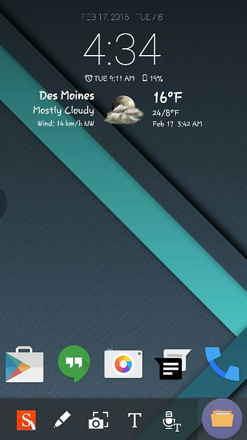 Note 4 Screenshots!  Show use those awesome home screens & more!-1424169596943.jpg