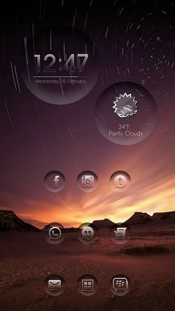 Note 4 Screenshots!  Show use those awesome home screens & more!-uploadfromtaptalk1424281803492.jpg