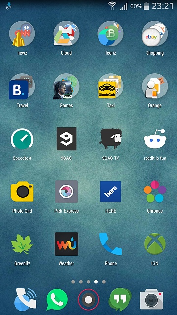 Note 4 Screenshots!  Show use those awesome home screens & more!-uploadfromtaptalk1424726909838.jpg