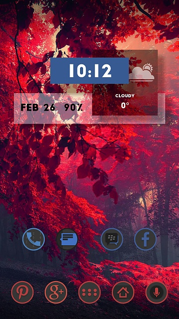 Note 4 Screenshots!  Show use those awesome home screens & more!-uploadfromtaptalk1424969696230.jpg