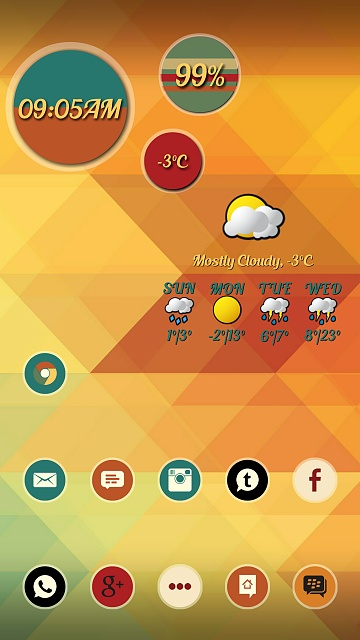 Note 4 Screenshots!  Show use those awesome home screens & more!-uploadfromtaptalk1425135466111.jpg