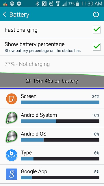 Is it just me or... does the Note 4 lag?-uploadfromtaptalk1425231152541.jpg
