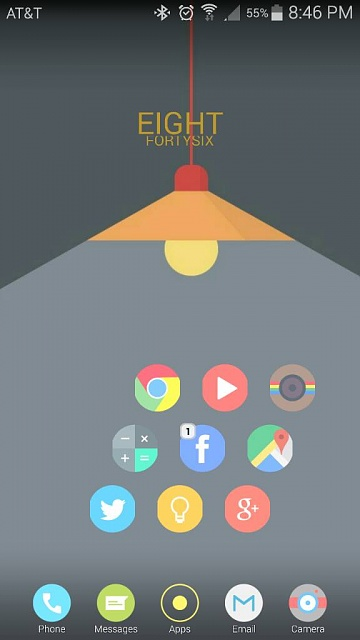 Note 4 Screenshots!  Show use those awesome home screens & more!-1425434014726.jpg