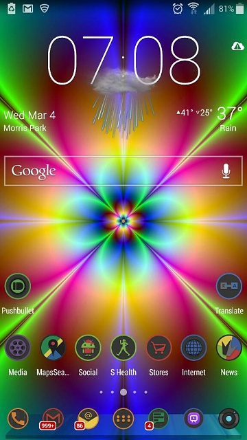 Note 4 Screenshots!  Show use those awesome home screens & more!-1425471036712.jpg