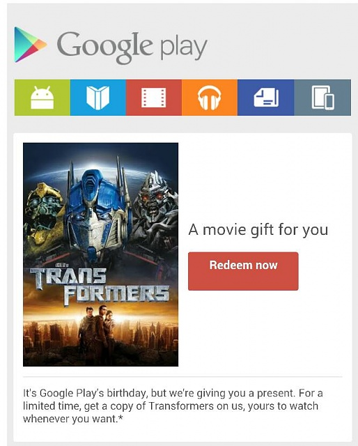 Transformers Movie from 2007 is Free Today On Google Play-1425672814503.jpg