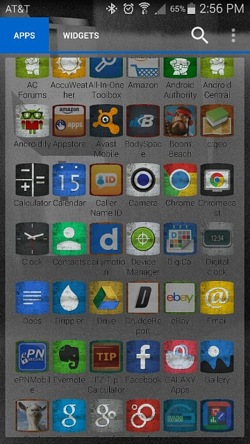 Note 4 Screenshots!  Show use those awesome home screens & more!-1426449473346.jpg