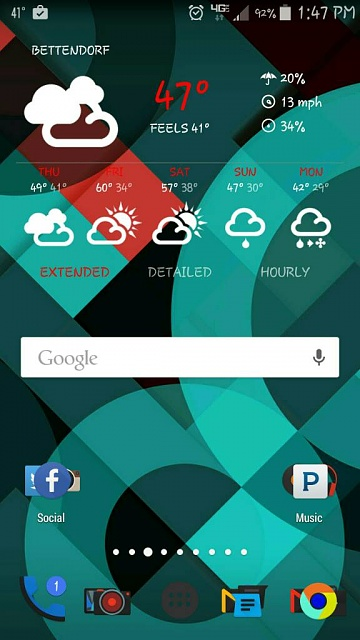 Note 4 Screenshots!  Show use those awesome home screens & more!-1426791009710.jpg
