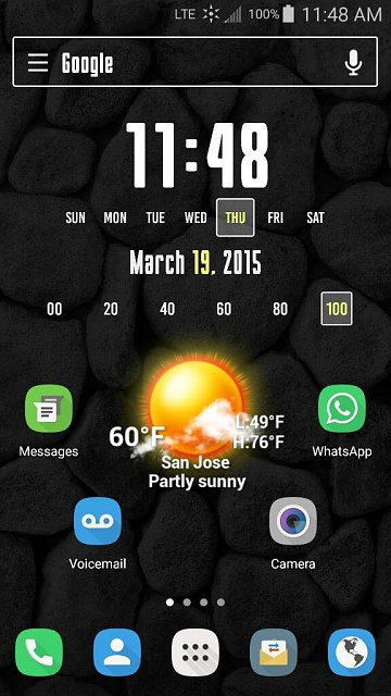 Note 4 Screenshots!  Show use those awesome home screens & more!-1426791196978.jpg