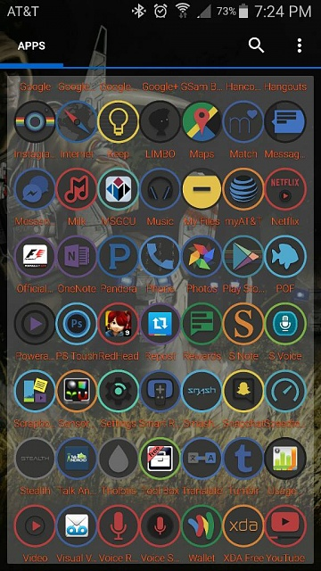 Note 4 Screenshots!  Show use those awesome home screens & more!-1427325964997.jpg