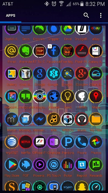 Note 4 Screenshots!  Show use those awesome home screens & more!-1427503029174.jpg