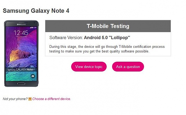 T-Mobile Is Now Testing LP-testing.jpg