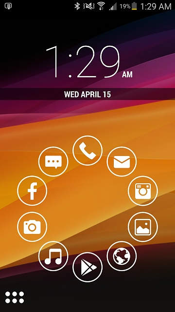 What are you using for your launcher? Any screen shots? Looking for very minimalistic-screenshot_2015-04-15-01-29-27.jpg
