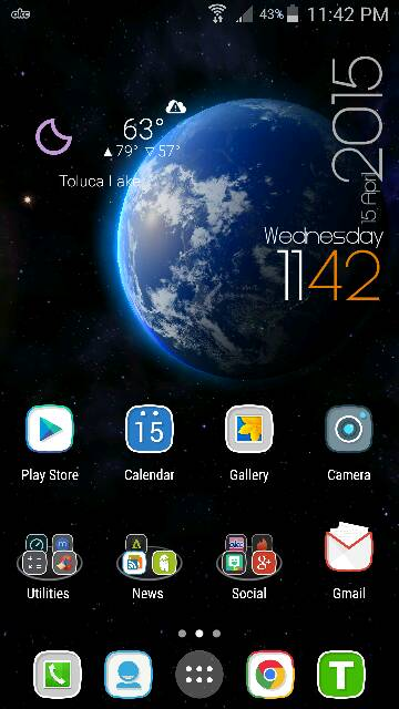 What are you using for your launcher? Any screen shots? Looking for very minimalistic-screenshot_2015-04-15-23-42-29.jpg