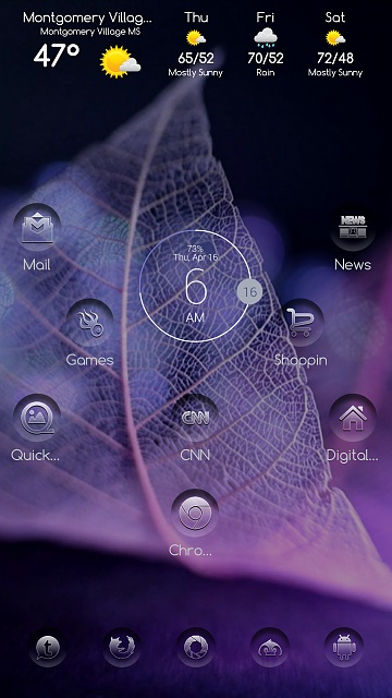 Note 4 Screenshots!  Show use those awesome home screens & more!-uploadfromtaptalk1429181247491.jpg