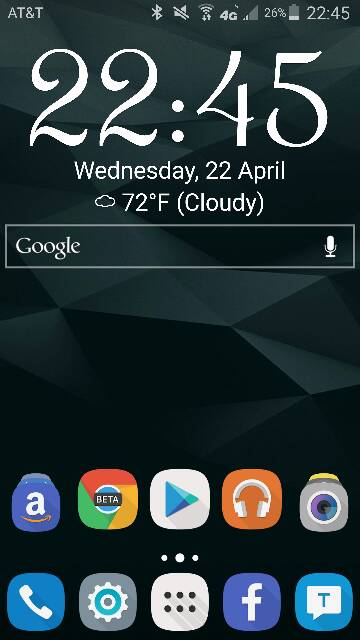 What are you using for your launcher? Any screen shots? Looking for very minimalistic-screenshot_2015-04-22-22-45-26.jpg