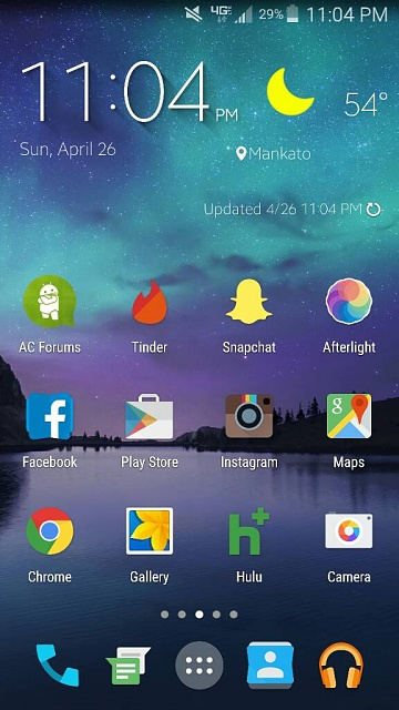 Note 4 Screenshots!  Show use those awesome home screens & more!-1430107517069.jpg
