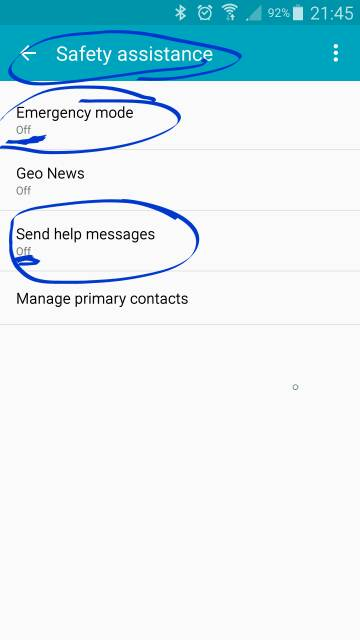How can I stop my Galaxy Note 4 from sending I need help messages?-screenshot_2015-04-30-21-45-51.jpg