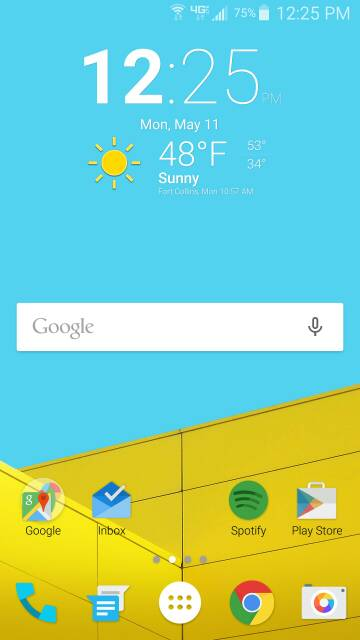What are you using for your launcher? Any screen shots? Looking for very minimalistic-screenshot_2015-05-11-12-25-35.jpg