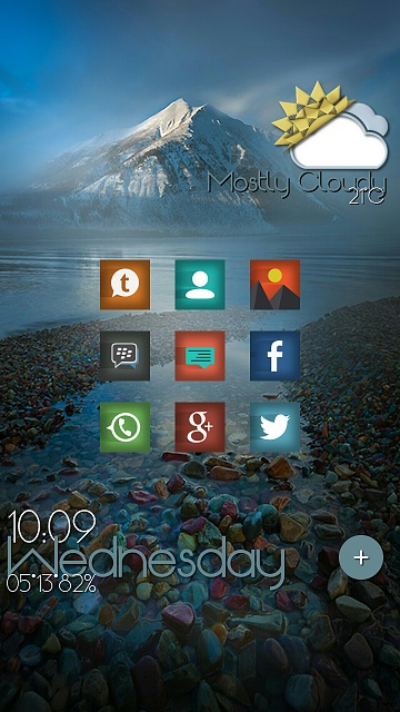 Note 4 Screenshots!  Show use those awesome home screens & more!-uploadfromtaptalk1431547001997.jpg