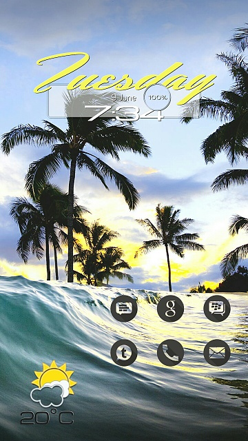 Note 4 Screenshots!  Show use those awesome home screens & more!-uploadfromtaptalk1434069518839.jpg