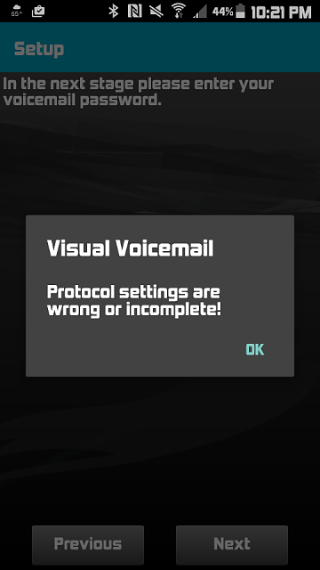 iphone voicemail not working 3rd voicemail apps not working android forums at 3463