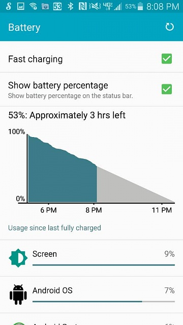 If battery issue, delete cache, fixed my battery issue-1435023830134.jpg