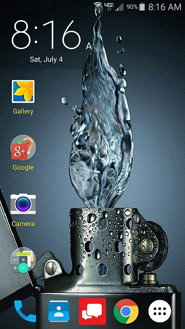 Note 4 Screenshots!  Show use those awesome home screens & more!-uploadfromtaptalk1436016043347.jpg