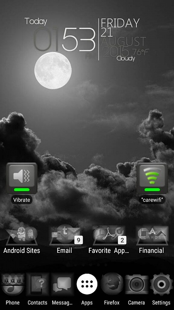 Note 4 Screenshots!  Show use those awesome home screens & more!-1440140075884.jpg