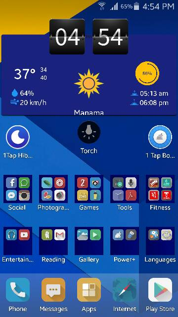 I heard someone say that by dumping touchwiz you lose the features that make the Note 4 the Note 4-screenshot_2015-08-22-16-54-43.jpg