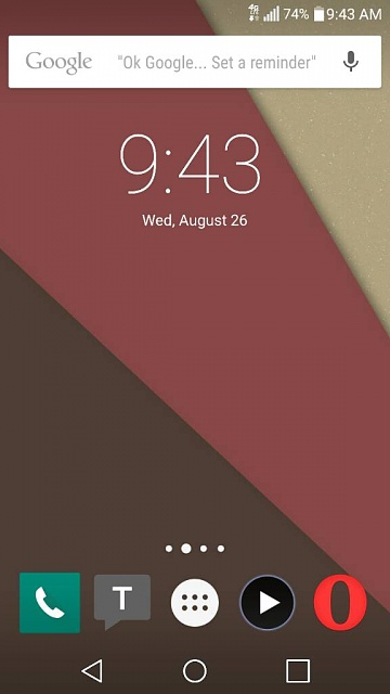 What are you using for your launcher? Any screen shots? Looking for very minimalistic-1440596648383.jpg