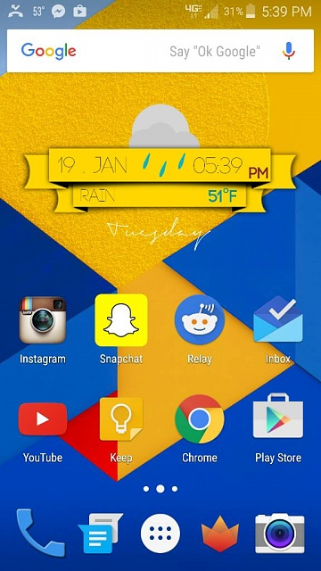 Note 4 Screenshots!  Show use those awesome home screens & more!-1453279847978.jpg