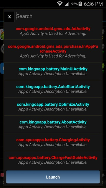 """New Speed Charge/Battery Status Lock Screen with annoying ads """"just appeared"""" on GN4-screen_1.jpg"""